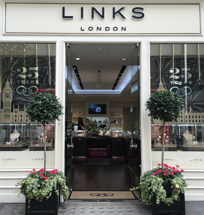 Links of London 2 small