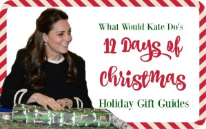 12 Days of Christmas Gift Guides : Presents for Pippa