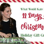 12 Days of Christmas Gift Guides : Presents for George