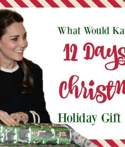 12 Days of Christmas Gift Guides : Presents for Charlotte
