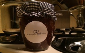 Cooking with Catherine:  Balmoral Strawberry Jam
