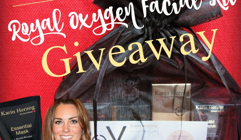 Karin Herzog Royal Oxygen Facial Kit {GIVEAWAY!}