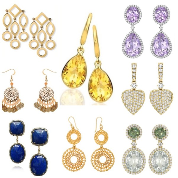 Earrings of Kate Middleton from Royal Tour India and Bhutan