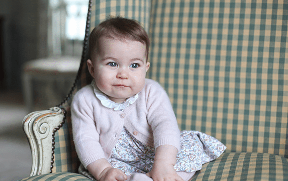 Happy Birthday, Princess Charlotte!