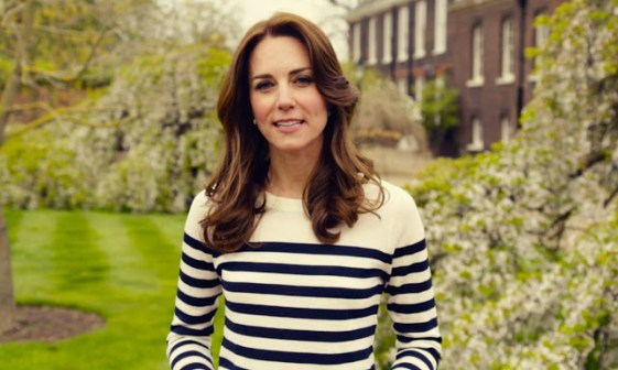 Duchess of Cambridge in J Crew