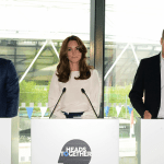 Duchess of Cambridge Attends Heads Together Launch