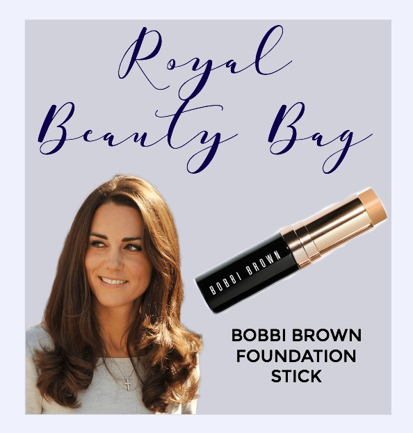 Bobbi Brown Foundation Stick as worn by Kate Middleton, duchess of cambridge