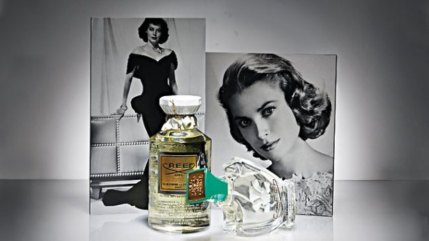 grace kelly creed perfume