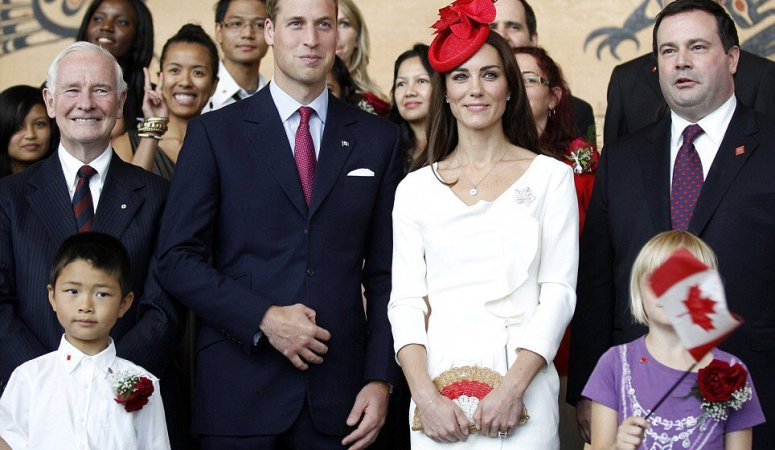 Royal Tour Canada Announced