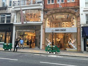 Shop Like The Duchess of Cambridge: Bond Street