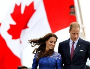 Details Announced for Royal Tour Canada