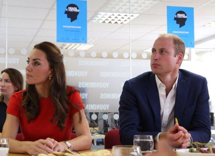 William Kate August 2016