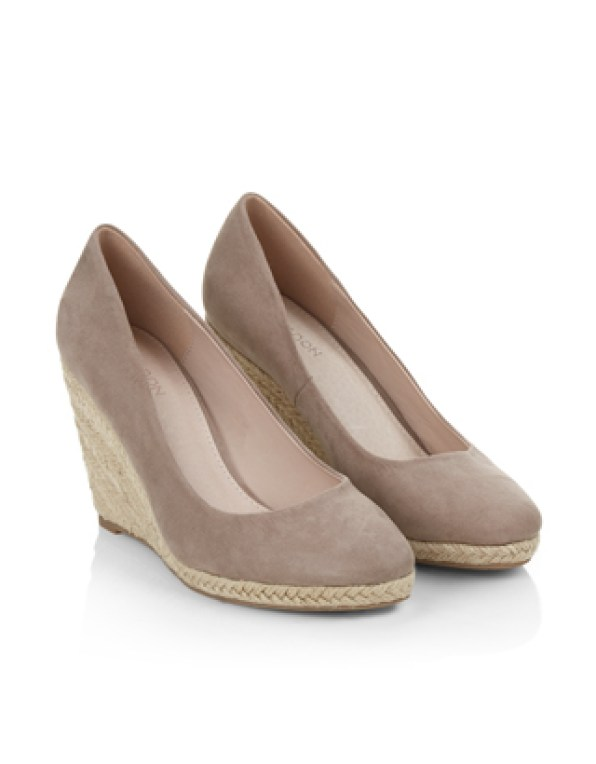 Kate Middleton monsoon wedges