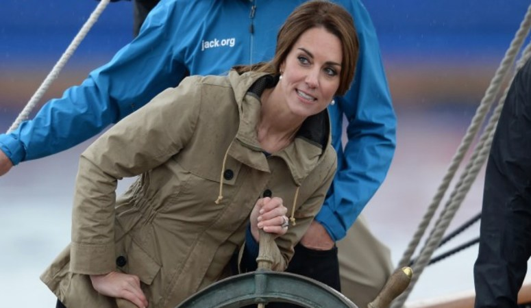 Royal Tour Canada: Recap of Kate's Day Eight Look