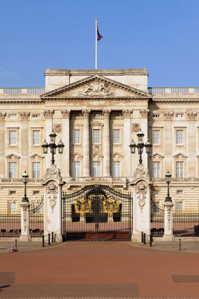A Magical Tour Of Buckingham Palace