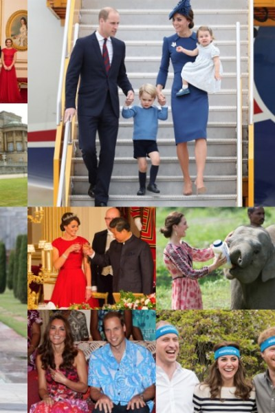 35 of Kate's Best Moments for her 35th Birthday
