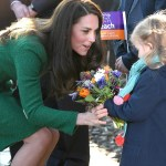Kate Visits Children's Hospice in Quidenham