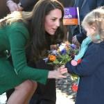 Kate Visits Children's Hospice in Quidenham