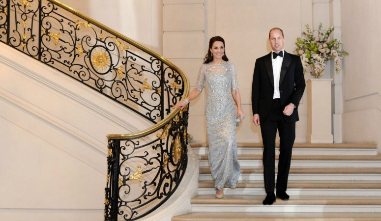 Kate's 2017 Wardrobe Costs : January – March