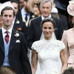 Kate Wears Elegant McQueen for Pippa Middleton's Wedding