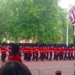 A Guaranteed Kate Sighting : Trooping the Colour
