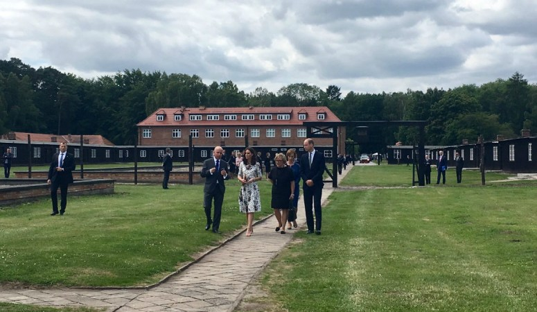 Royal Tour Poland: Stutthof and Gdansk