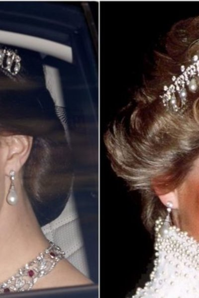 Kate's Tiaras, Ranked According to our Favorites!