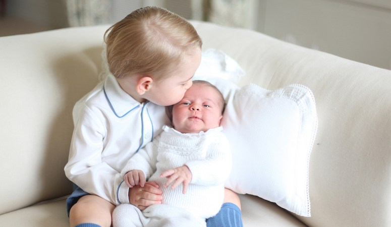 Why should we care about a Royal Baby?