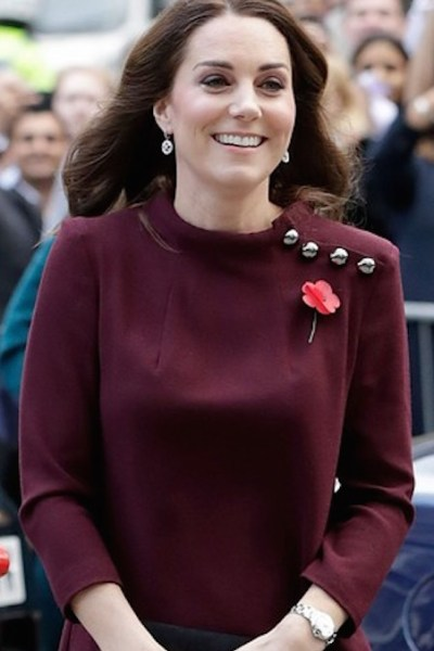 The Duchess of Cambridge Attends Place2Be's School Leaders Forum