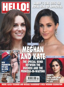 I love Kate…AND Meghan