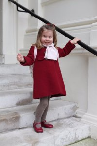At Home With Kate: Back to School With the Duchess