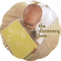 Activities for Babies: The Discovery Box