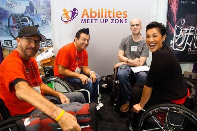 meet up zone abilities expo