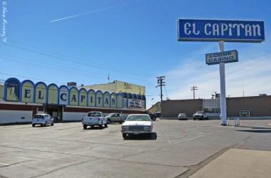 Classic El Capitan -> The Casino lost in time