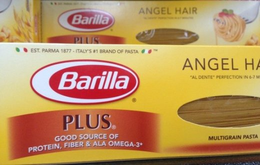 Barilla Plus Angel Hair Pasta