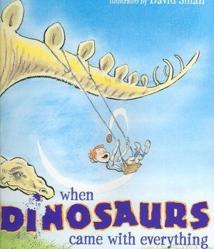 The Bookshelf #14 – When Dinosaurs Came With Everything