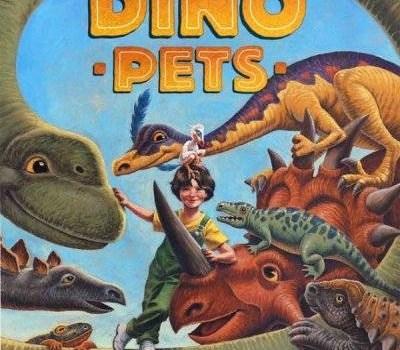 The Bookshelf – Dino Pets
