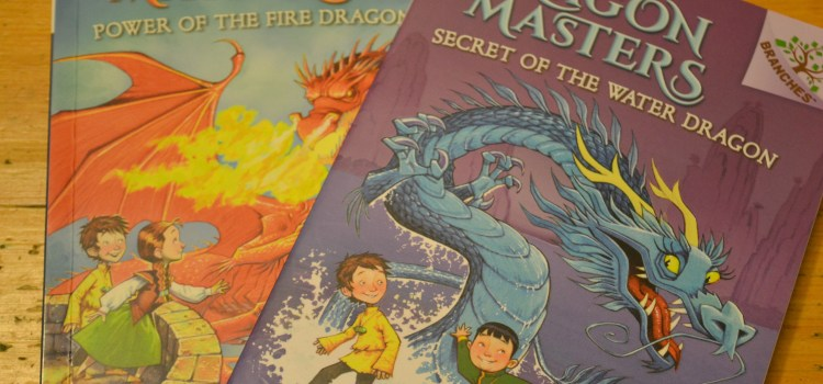 The Book Shelf – The Dragon Masters Series