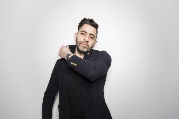 darius syrossian press pic for balance for booklet 1