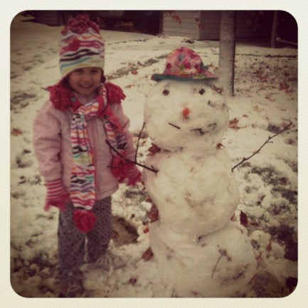 Harper Snowman