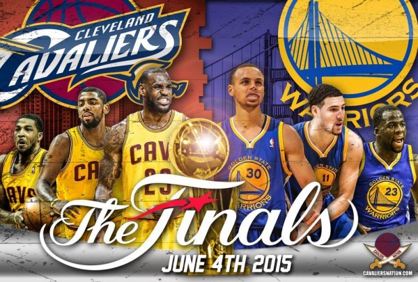 Cavs vs warriors