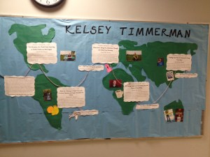 Kelsey Timmerman world map