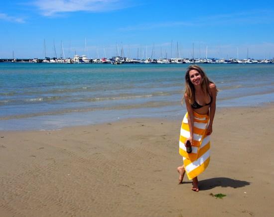 blairgowrie beach