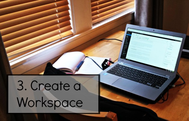 3. Create a Workspace