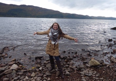 Urquhart Castle and Loch Ness