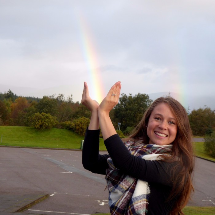 Commando Monument Rainbow