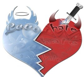 Should we respond to hate with more hate?
