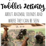 The Cutest At-Home Toddler Activity + Free Advertising Opportunity