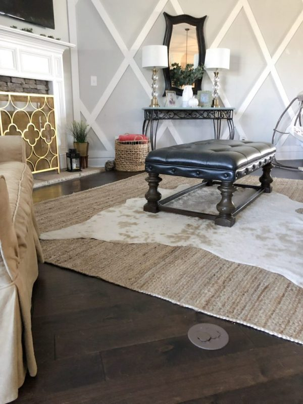 Jute Rug Review: In a nutshell, we've been so pleased with our RugsUSA Maui Jute Braided Rugs because they don't show staining or discoloring and are incredibly durable against very hard wear. Click to read more on WhimsicalSeptember.com about why we have enjoyed these rugs so much.