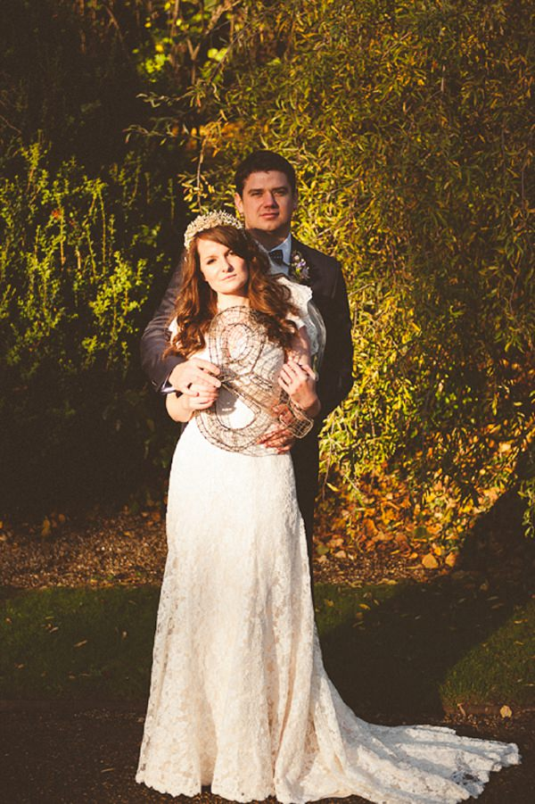 Lucinda and Nick - Ellie Gillard - Alice in Wonderland inspired winter wedding-215